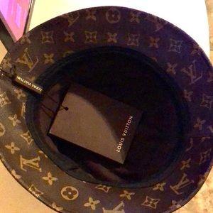 492d97862e0 Louis Vuitton Accessories - RARE Louis Vuitton vintage signature hat!